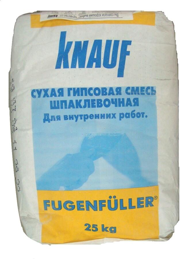 Knauf-Fugenfuller Гипсовая смесь (Фугенфулер) 10 кг